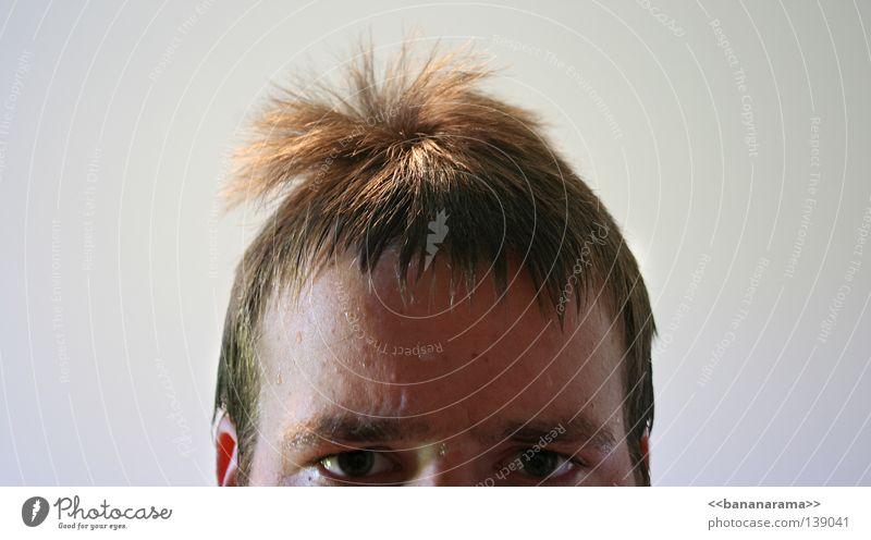 Water Face Eyes Hair and hairstyles Head Wet Damp Eyebrow Haircut