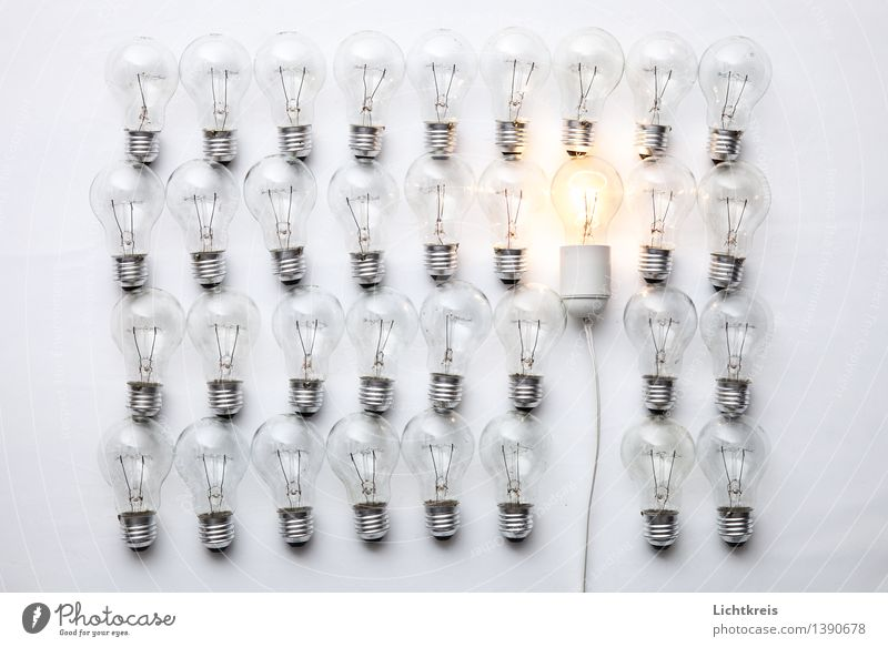 light bulbs Electric bulb Glass Metal Discover Illuminate Living or residing Bright Positive Retro Gold Gray Willpower Determination Safety (feeling of)