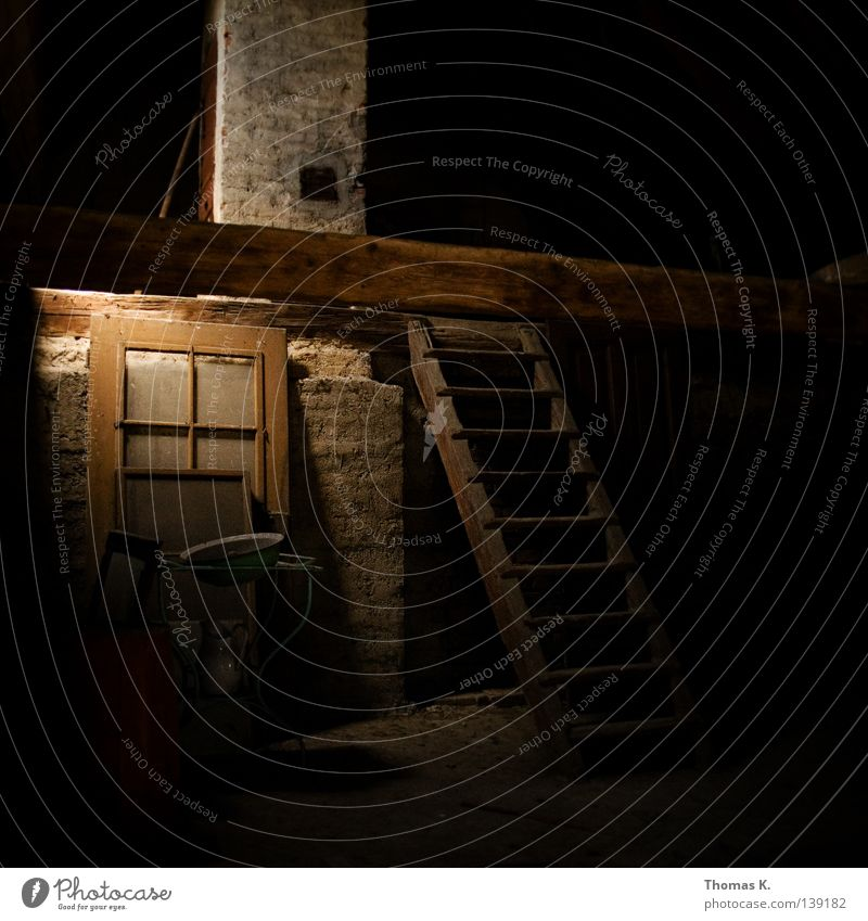 Old House (Residential Structure) Door Historic Ladder Chimney Fireside Attic Sightseeing Old building Flare