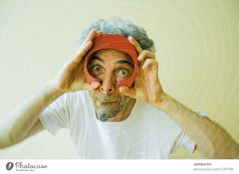 Human being Man Hand Face Eyes Mouth Funny Nose Perspective Characters Letters (alphabet) Dive Facial hair Typography Vitamin