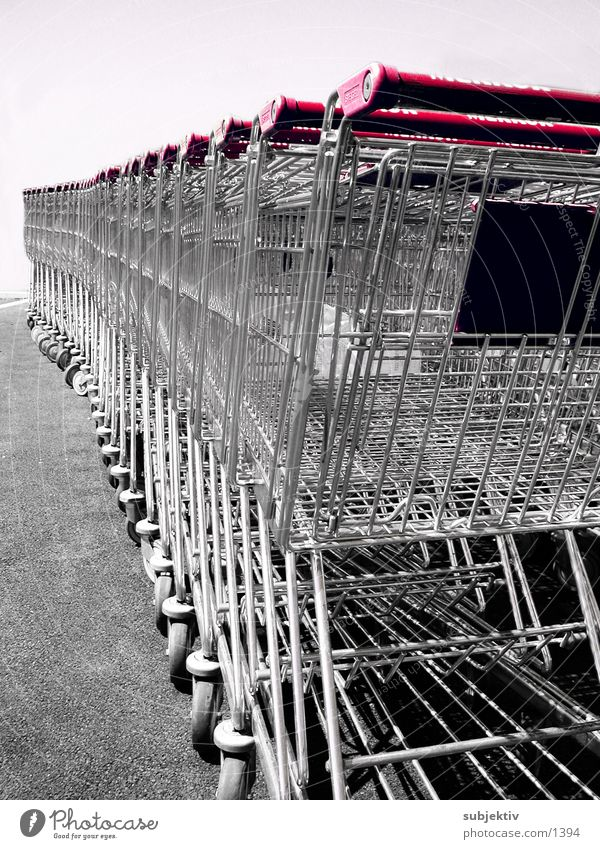 purchasing 2 Shopping Trolley Light Store premises Things Consumption