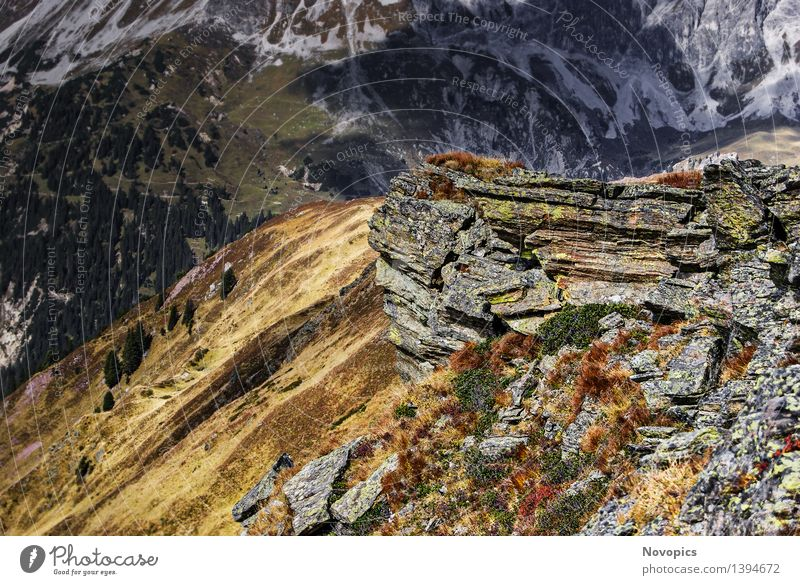 Nature Blue Green White Red Landscape Clouds Mountain Gray Brown Rock Hiking Footpath Hill Alps Hut
