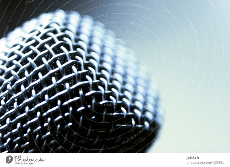 micro String Net Microphone Loud Volume Grating Meaning Voice Speaking tube Remark Comment Speech Freedom of speech Communication Exchange of information Detail