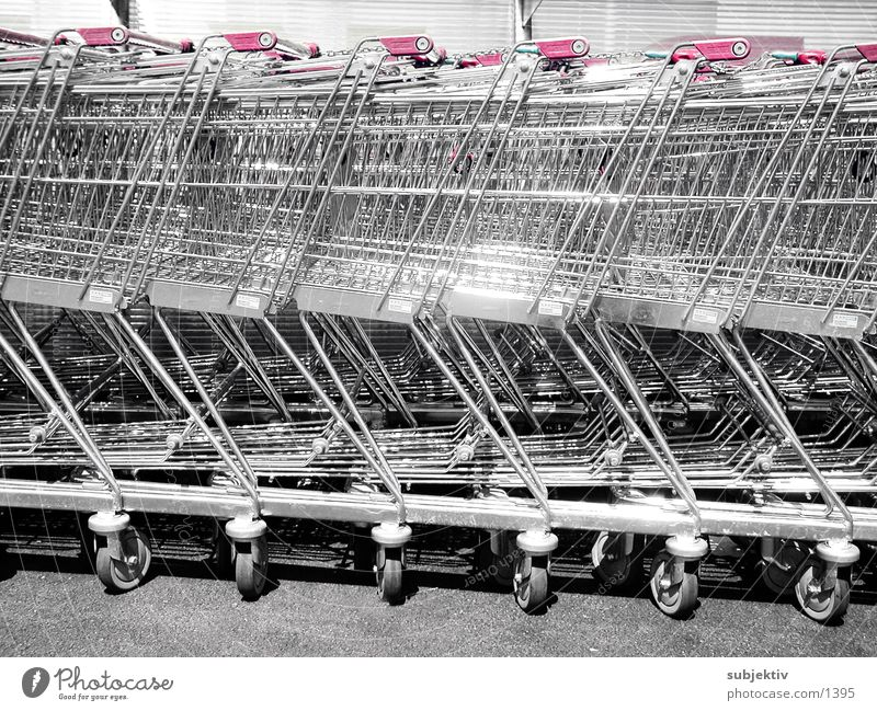 purchasing 3 Shopping Trolley Light Things Consumption