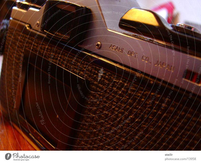 Oldschool Cam Rear view Japan Viewfinder Analog Things pentax Camera Release Metal SLR Reflection