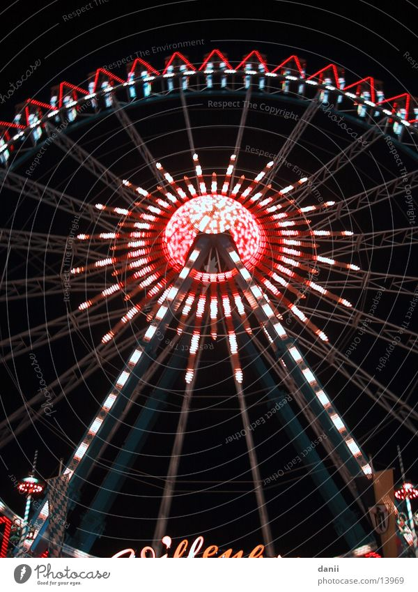 Ferris wheel Munich Leisure and hobbies