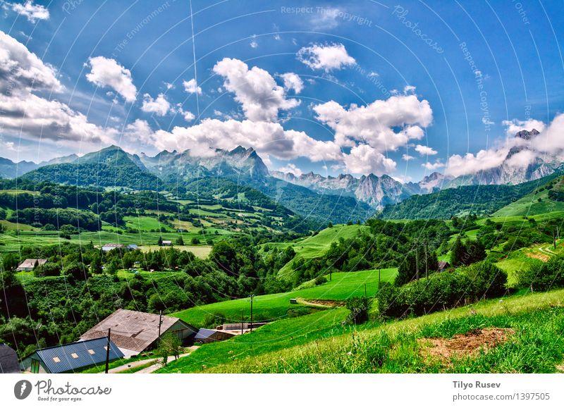 Nature Landscape Mountain Natural