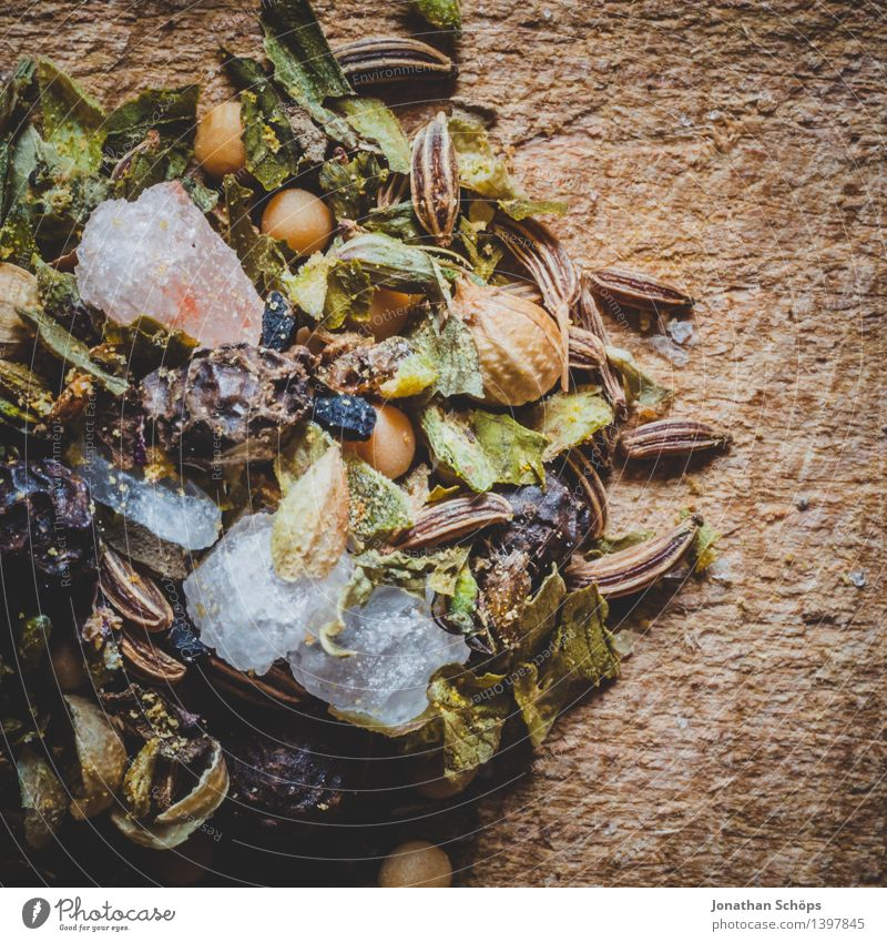Spice mixture X Food Herbs and spices Nutrition Healthy Eating Dish Food photograph Esthetic Delicious To enjoy Cooking Cumin Salt Cooking salt Coriander