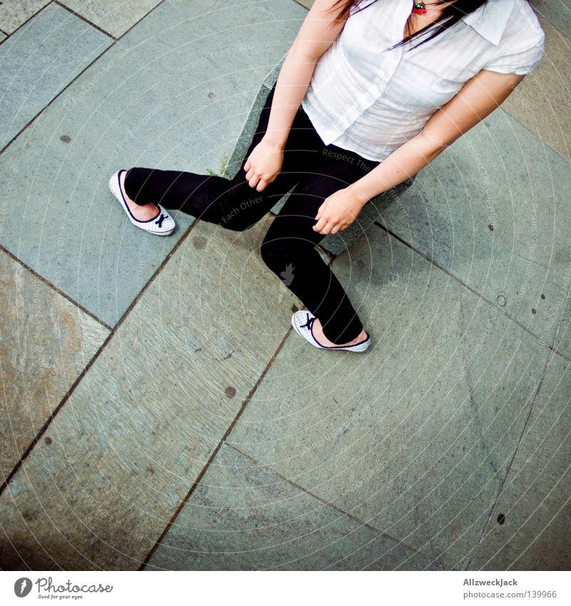 Woman Joy Legs Rock'n'Roll Rotate Boredom Tilt Humor Handicapped Joke Bend Comfortable Rubber Curved Rockabilly Limbs