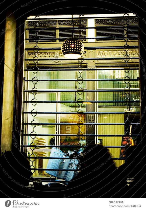 Seele Human being Street Lamp Bar Club Counter Grating Pub Golf club Cordoba Andalucia