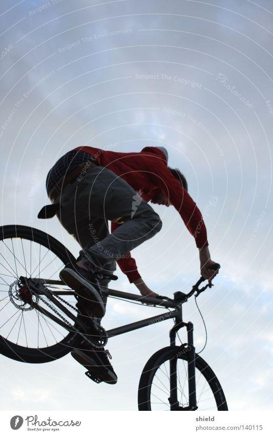 Sky Sports Playing Bicycle Athletic BMX bike Mountain bike