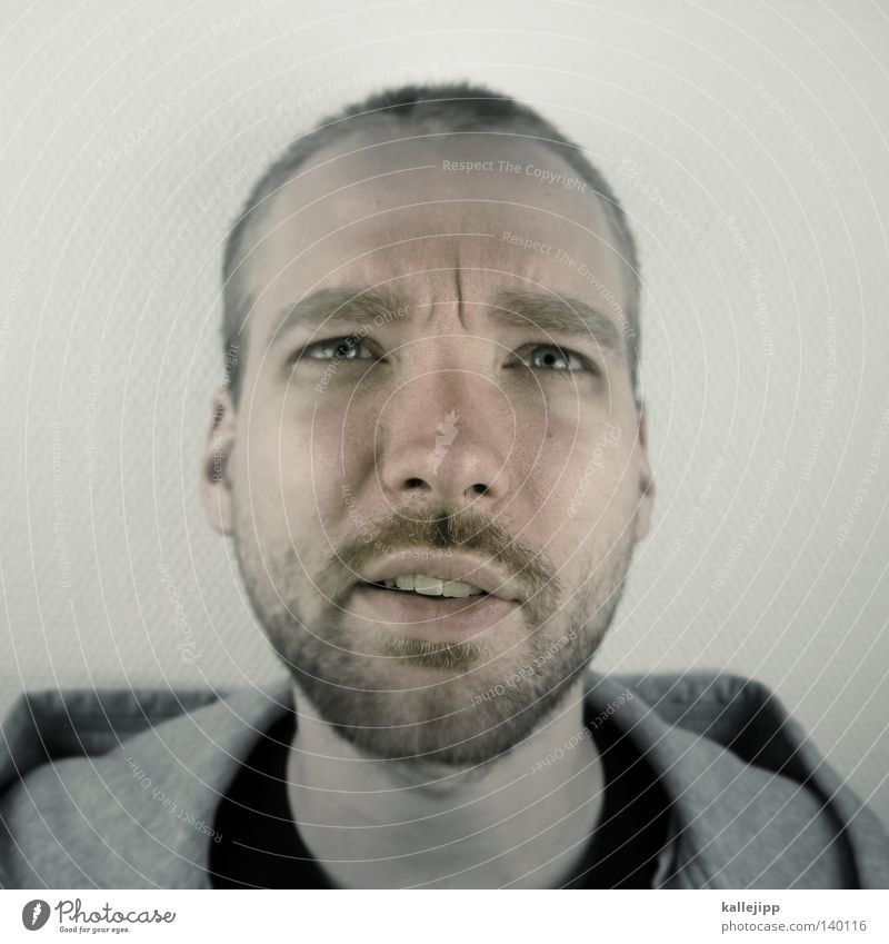 Human being Man Face Emotions Hair and hairstyles Mouth Skin Nose Portrait photograph Teeth Ear Discover Facial hair Ask