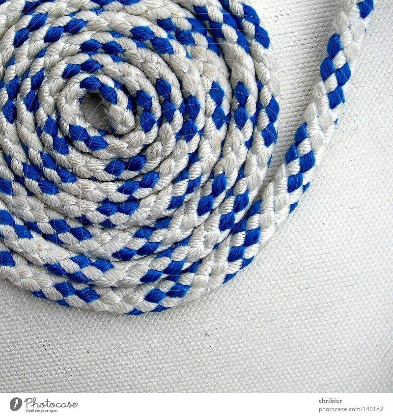 Blue White Ocean Watercraft Leisure and hobbies Rope String Navigation Sailing Footbridge Jetty Snail Sewing thread Roll Coil Sailboat