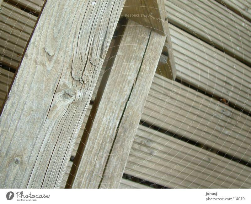 wooden staircase Wood Brown Veranda Stripe Architecture Stairs massaging Bright Joist