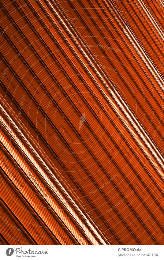 Mars station ::: Outer hull Abstract Red Shadow Metal Diagonal Detail Colour Universe outer shell