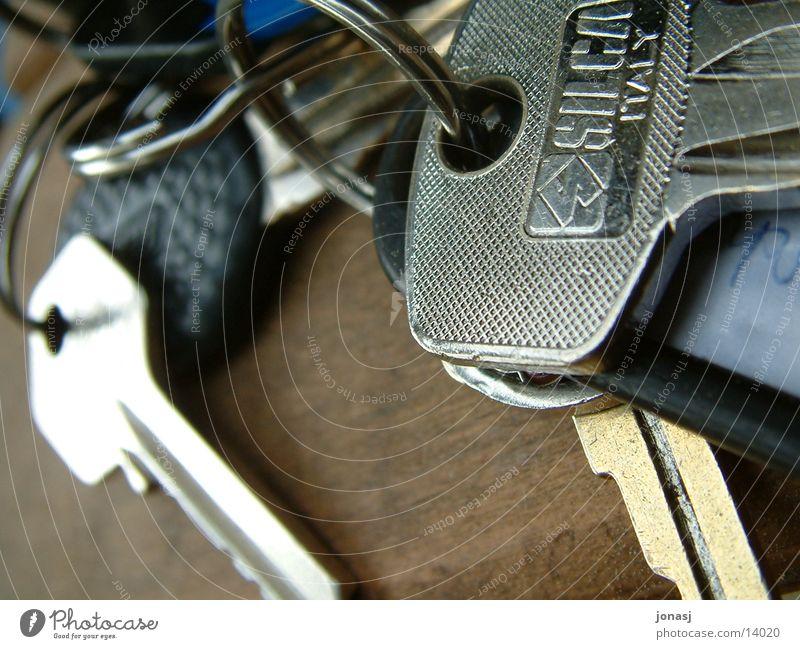 bunch of keys Key Table Wood Flat (apartment) Things