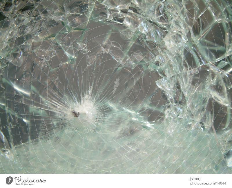 Car Broken Things Crack & Rip & Tear Splinter Pane Slivered