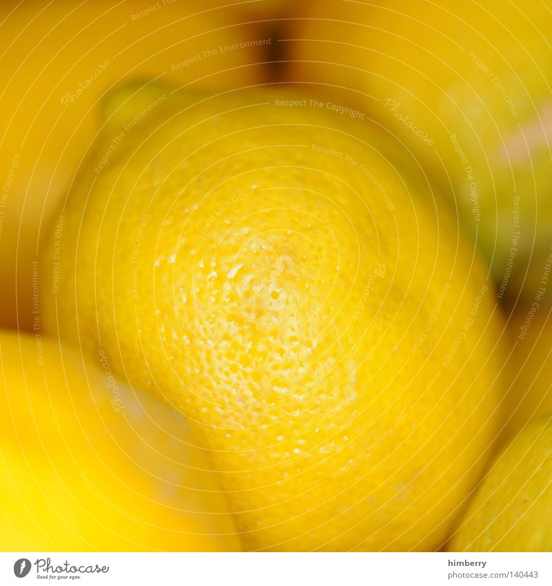 fruity lemons Lemon Sour Fruit Vitamin Vitamin C Healthy Ingredients Yellow Focus on Perspective Harvest Nutrition Food Bowl Macro (Extreme close-up)