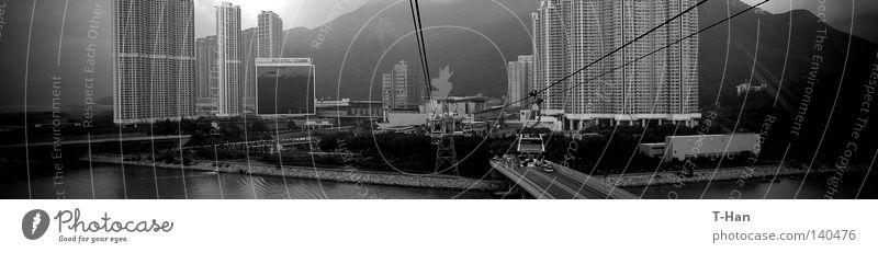 China Dream_3 Asia Lantau Island Architecture Density New Town Location Hongkong Development