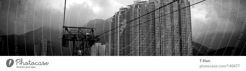 China Dream_4 Asia Lantau Island Architecture Density New Town Location Hongkong Development