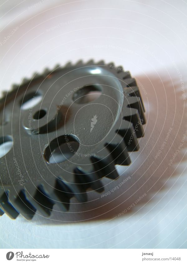 New technology Machinery Industry Macro (Extreme close-up) Gearwheel tool
