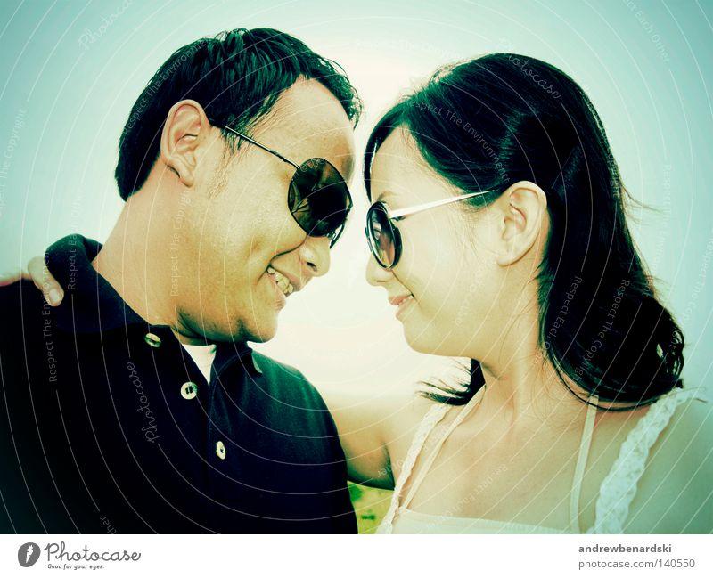couple Woman Human being Man Joy Love Emotions Dance Fan