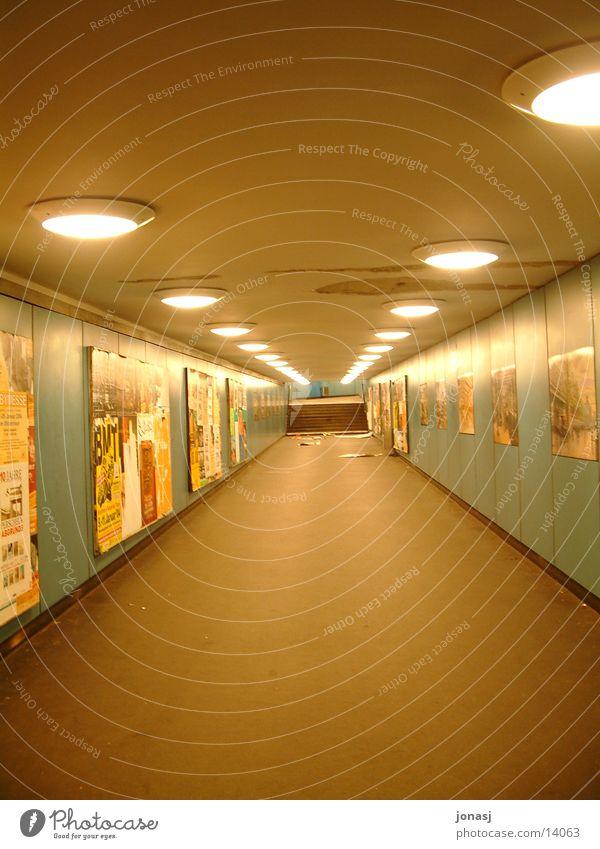 Dark Berlin Architecture Stairs Underground Subsoil Shaft
