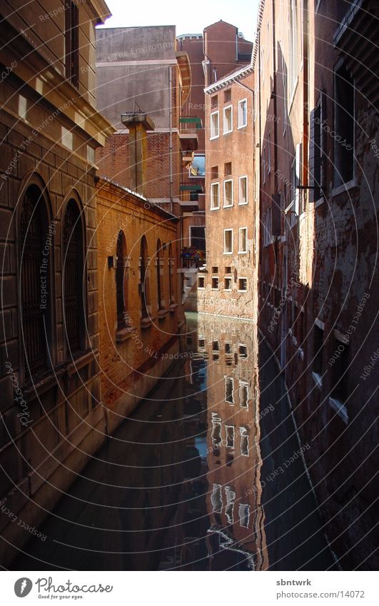 Venice Reflection Vacation & Travel Italy House (Residential Structure) Europe Water