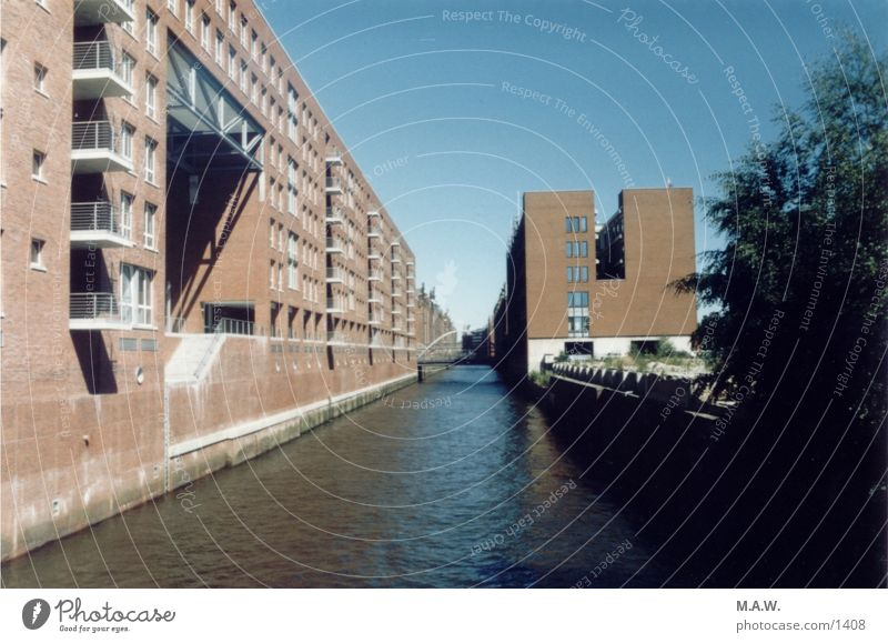 Hamburg Brick Historic Port of Hamburg Old warehouse district