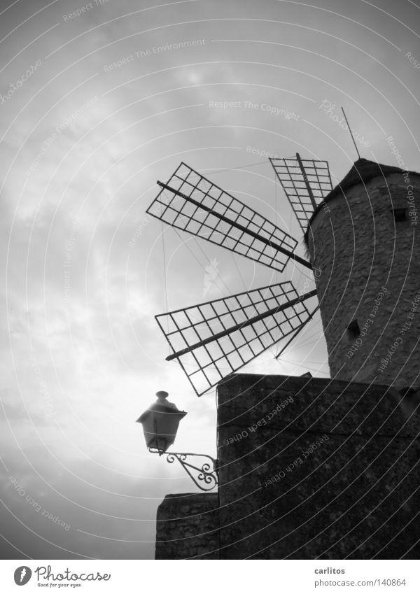 Dangerous Distress Spain Sporting event Majorca Competition Moral Administration Mill Windmill Novel Masonry Balearic Islands Windmill vane