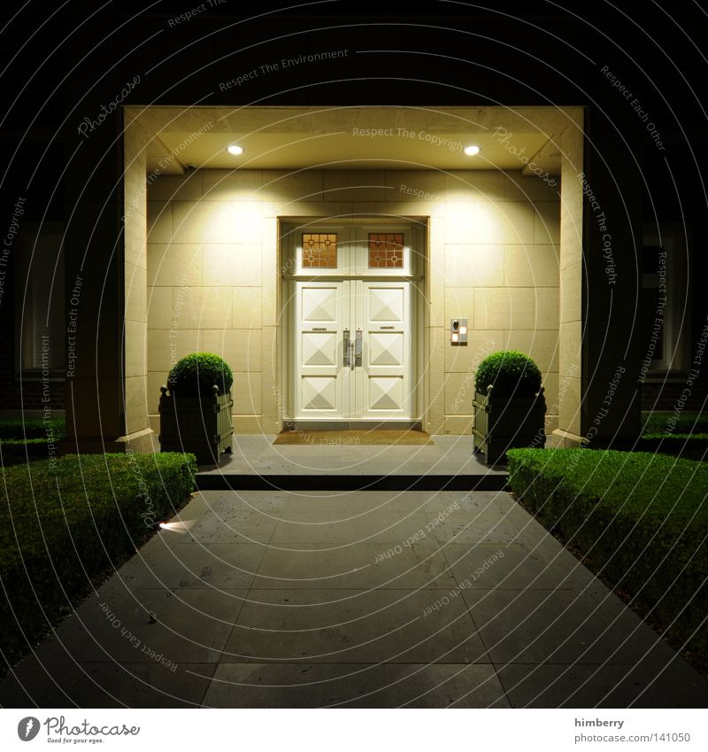 House (Residential Structure) Style Garden Stone Lanes & trails Landscape Lighting Art Architecture Germany Flat (apartment) Door Design Facade Closed