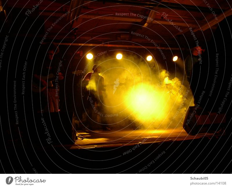 The Live Feeling Stage Fog Light Moody Reggae Electrical equipment Technology Music Musician String