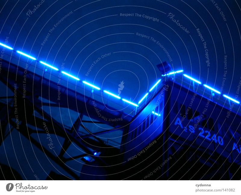 Human being Sky Old Blue Moody Line Lighting Together Design Characters Corner Industry Club Steel Discover
