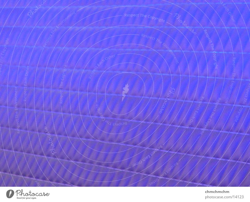 _blueWorld Square Structures and shapes Obscure Blue air cushion