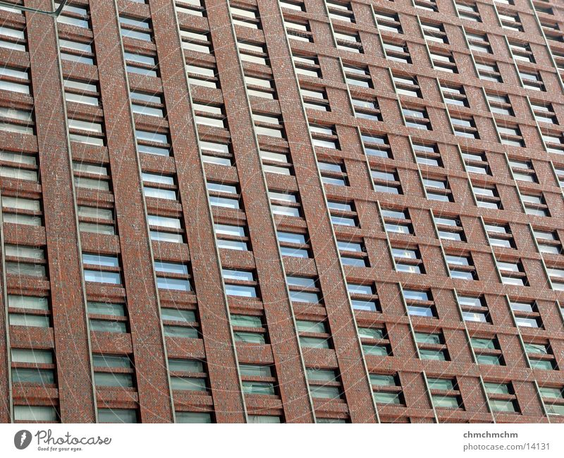windows_to_the_sky Wall (building) Office building High-rise Potsdamer Platz Window Architecture Berlin