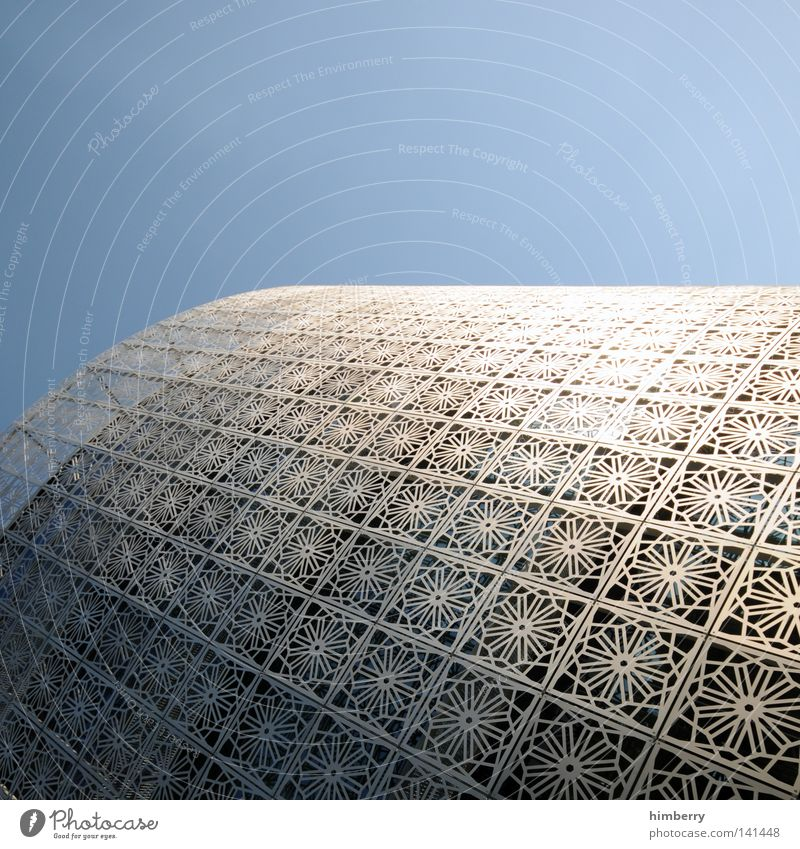 House (Residential Structure) Wall (building) Berlin Architecture Style Wall (barrier) Building Art Facade Modern Perspective Arabia Information Craft (trade)