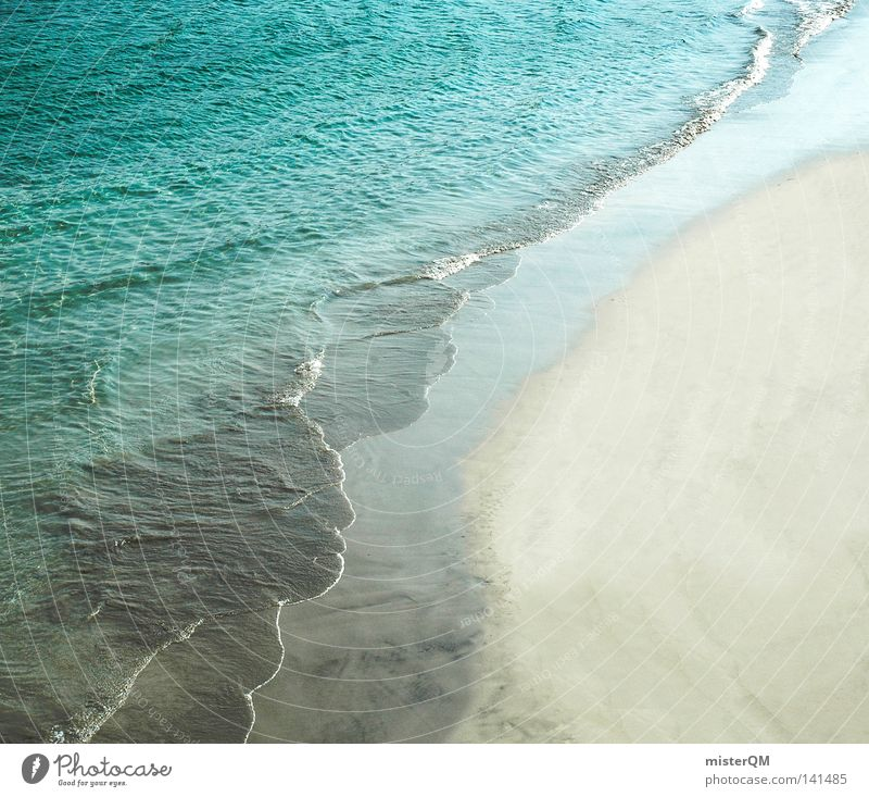 Vacation & Travel Blue Summer Water White Ocean Relaxation Loneliness Joy Beach Coast Background picture Gray Freedom Lake Sand