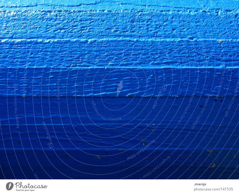 Blue Colour Line Concrete Obscure Column Difference Surface Progress Intersection Shaft of light Light blue Gradation