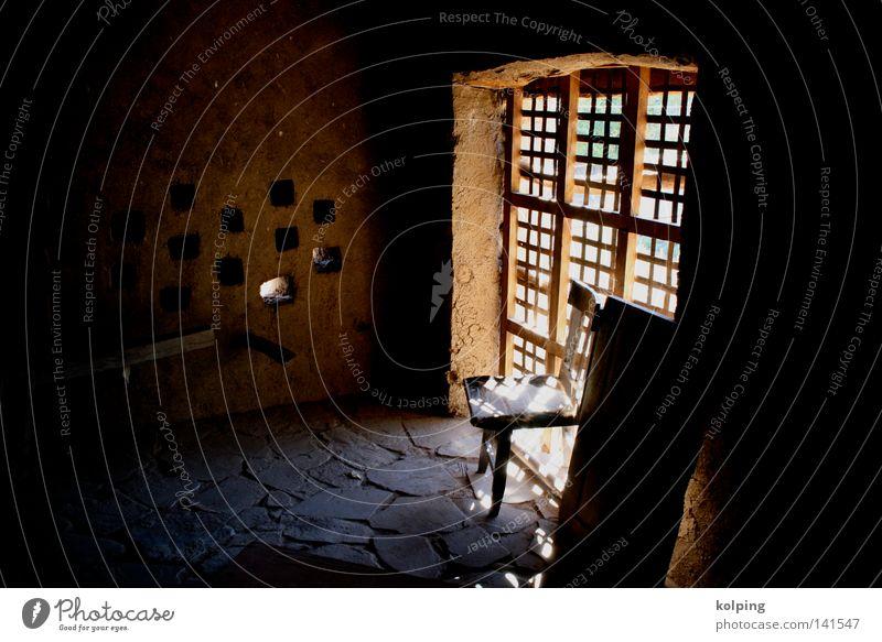 hacienda Window Light Bolivia Physics Detail Room Open Warmth