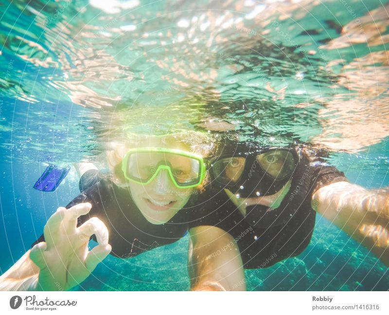 waterproof Leisure and hobbies Dive Snorkeling Beach vacation Swimming & Bathing Vacation & Travel Tourism Trip Adventure Summer Summer vacation Ocean Masculine