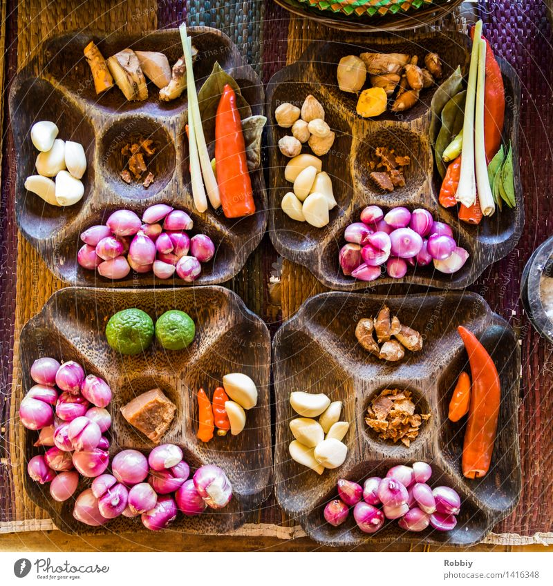 Balinese cuisine Food Vegetable Herbs and spices Nutrition Organic produce Vegetarian diet Slow food Asian Food Crockery Plate Authentic Exotic Fresh Healthy