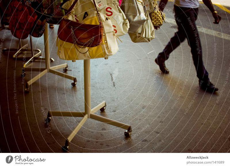 Summer Going Walking Switzerland Luxury Bag Pedestrian Stride Offer Shop window Handbag Pedestrian precinct