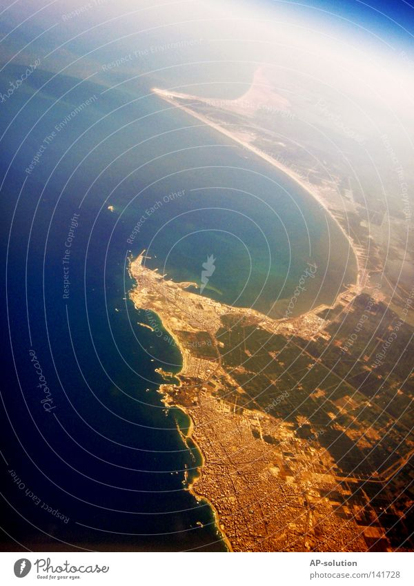 alexandria Alexandria Egypt Africa North Africa Earth Aerial photograph Geography Map Americas Countries Bird's-eye view Flying Airplane Vantage point Physics