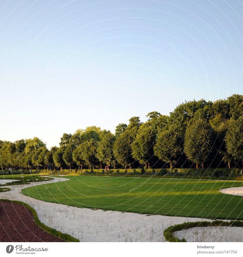 circle diagram Berlin Castle grounds Land Feature Park Agriculture Horticulture Landscape Lanes & trails Design Art Moody Lawn Meadow Forest Footpath