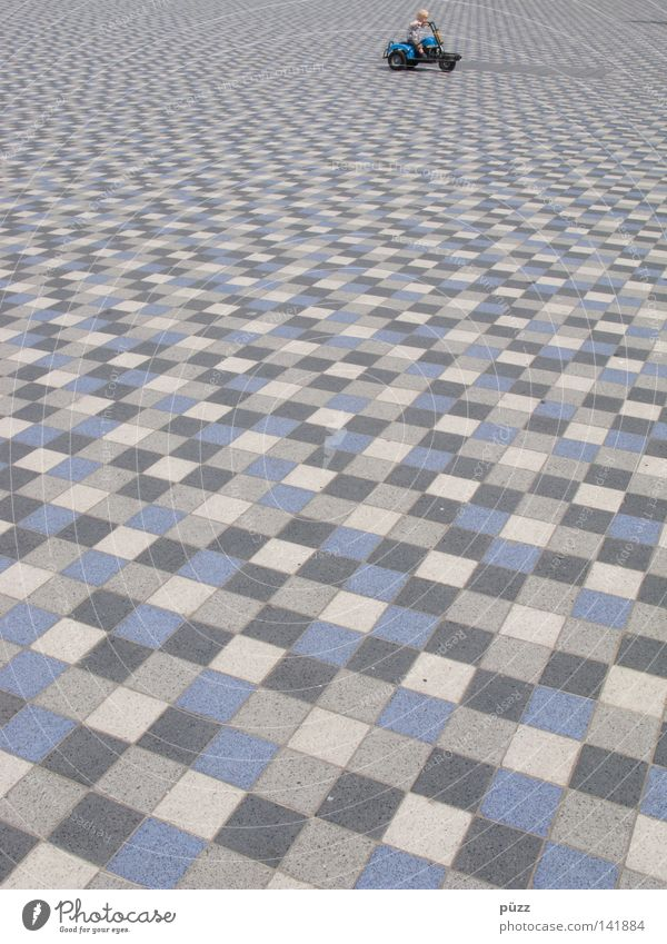 Human being Blue Playing Gray Places Ground Floor covering Toys Tile Infancy Playground Paving stone 1 - 3 years