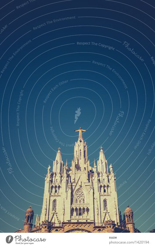 Sky Heaven Architecture Religion and faith Tourism Church Places Europe Culture Hope Historic Manmade structures Belief Spain Landmark Tourist Attraction