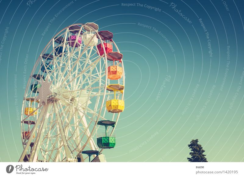 roundabout Joy Leisure and hobbies Playing Tourism City trip Oktoberfest Thanksgiving Fairs & Carnivals Birthday Culture Sky Beautiful weather Outskirts Places