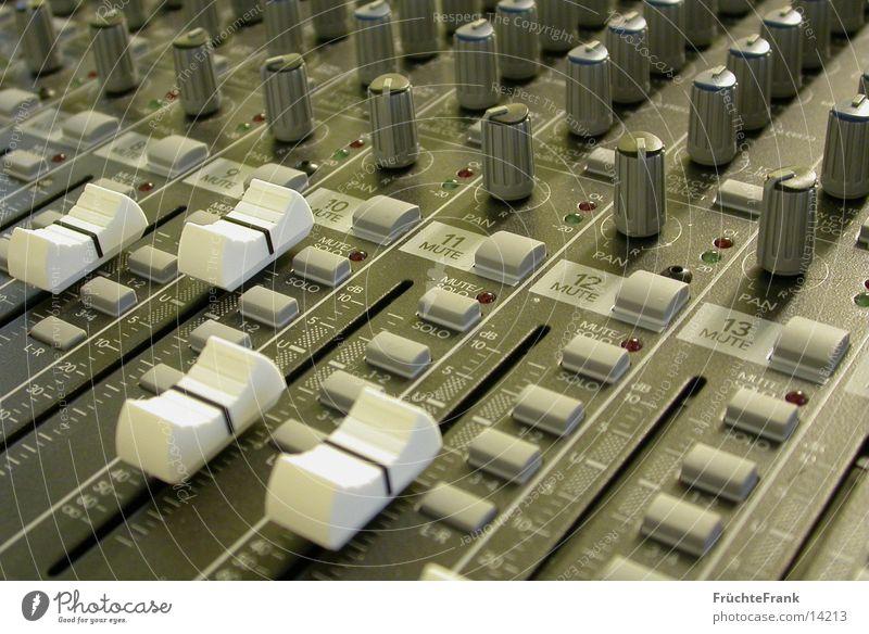 mixer Mixing desk Controller Entertainment Tone