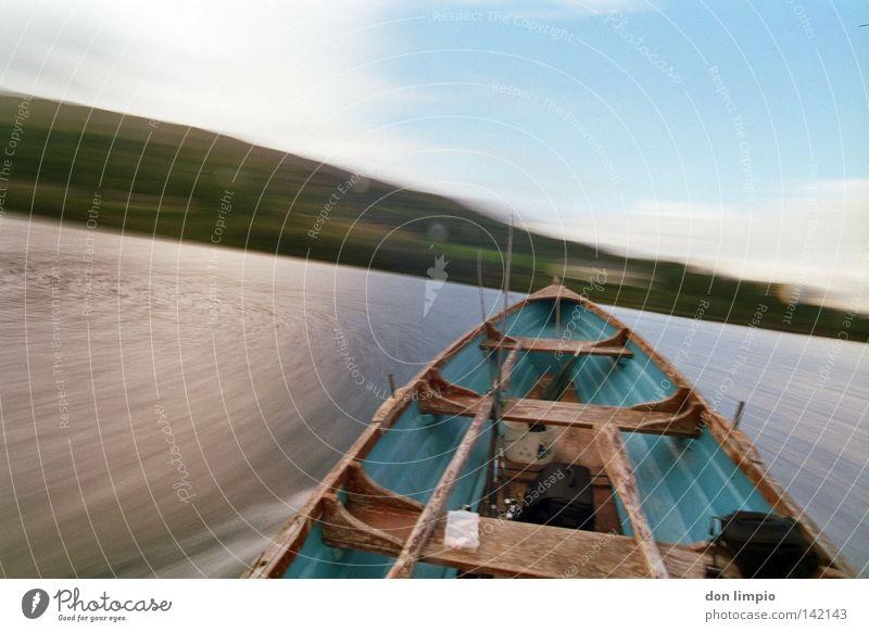 Lake Watercraft Island Analog Navigation Ireland Connemara