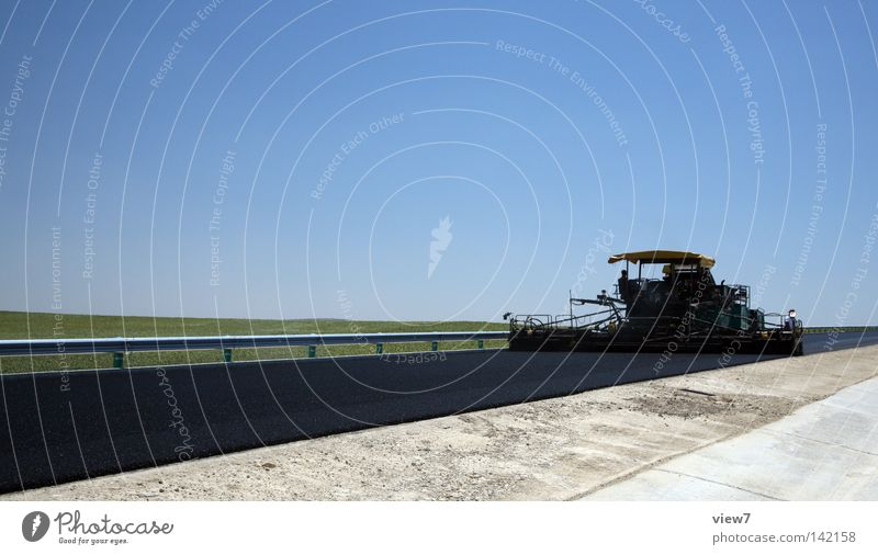 Sky Street Lanes & trails Warmth Field Concrete Transport Europe Industry Construction site Physics Highway Machinery Traffic infrastructure Ceiling